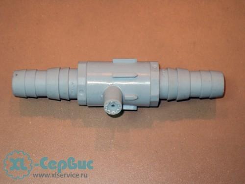 Антисифонный клапан для стиральной машины своими руками